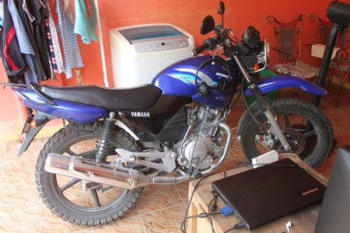 Yamaha 20013 YBR 125 For Sale