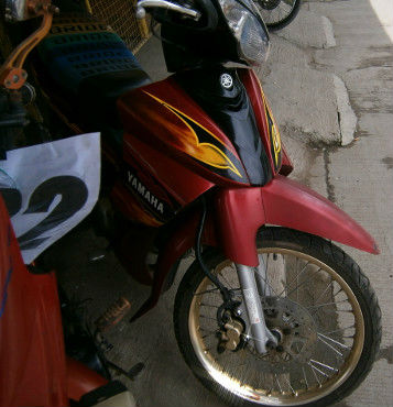 crypton z side view