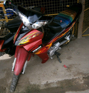 crypton z front view 2